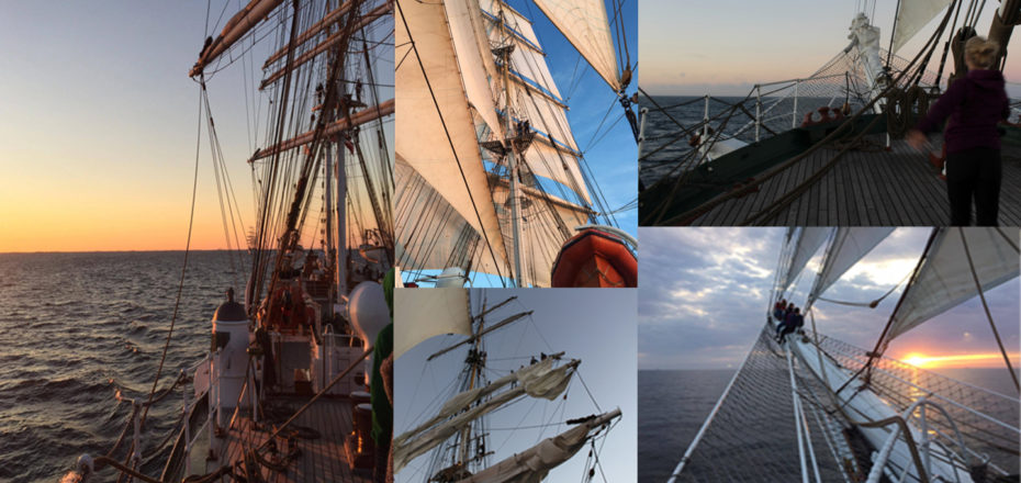 Nomaden miniguide: Tall Ships Races
