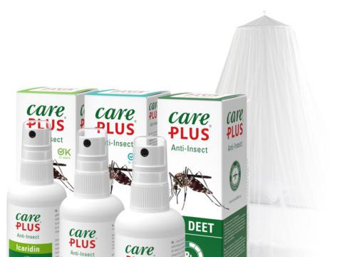 Mygg - og flåttmidler for hele familien