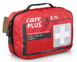 Care Plus First Aid Kit: Family