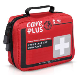 Care Plus First Aid Kit: Compact