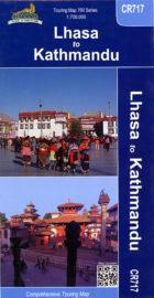 Lhasa To Gyantse Shigatse Kathmandu