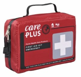 Care Plus First Aid Kit: Emergency