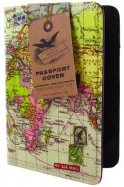 Wild   Wolf Passport Cover