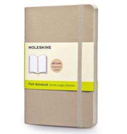 Moleskine Plain Notebook