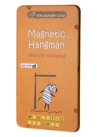 The Purple Cow Magnetisk Hang-Man