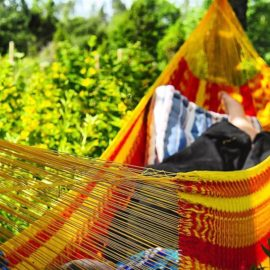 Maya Hamaca Meksikansk Hengekøye (3-4 Pers)