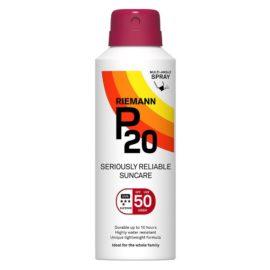 P20 Spf 50 Spray