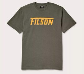 Filson Outfitter Graphic Tee Herre
