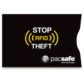 Pacsafe Rfidsleeve 25 Rfid-Blocking Cred