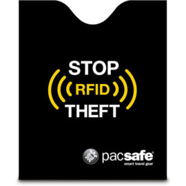 Pacsafe Rfidsleeve 50 Rfid-Blocking Passport