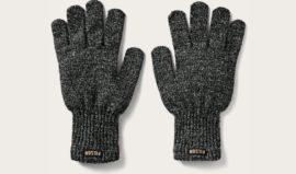Full Finger Knit Gloves Large