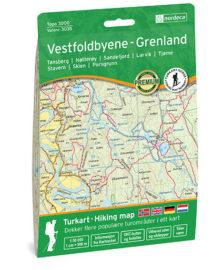 3035 Vestfoldbyene - Grenland