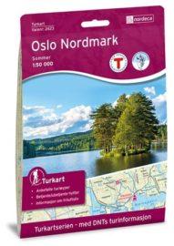 Turkart-SerienNorge 2423 - Oslo Nordmark Sommer