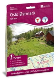 Turkart-SerienNorge 2794 - Oslo Østmark
