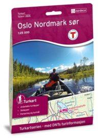 Turkart-SerienNorge 2826 Oslo Nordmark Sør