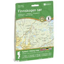 Topo 3000 3032 Finnskogen Sør
