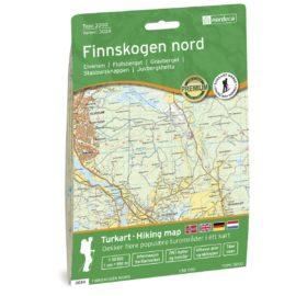 Topo 3000 3034 Finnskogen Nord