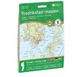 Topo 3000 3037 Fredrikstad Halden