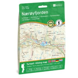 Topo 3000 3038 Nærøyfjorden