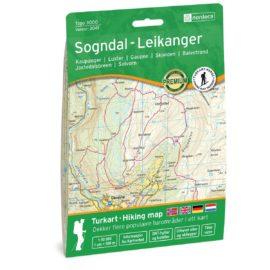Topo 3000 3041 Sogndal Leikanger