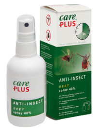 Myggspray 40 % Deet 100 Ml