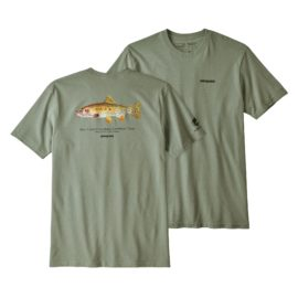 Greenback Cutthroat World Herre T-Skjorte