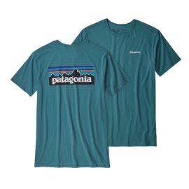 Patagonia  M´s P-6 Logo Organic T-Shirt