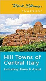 Hill Towns Of Central Italy