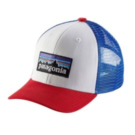 Patagonia  P6 Logo Kid´s Trucker Hat