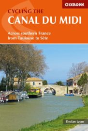 Cicerone Guide Cycling The Canal Du Midi