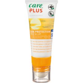 CarePlus CarePlus Face & Lip Solkrem Spf 50