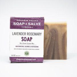 Chagrin Valley Soap And Salve Soap Lavendel Og Rosemarin