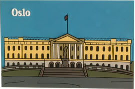 Magnet Slottet I Oslo!