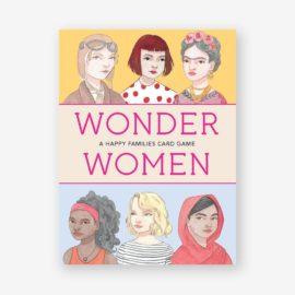 Kortstokk Wonder Women