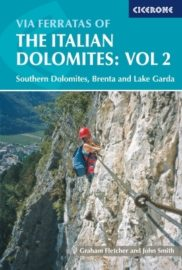 Cicerone Guide Via Ferratas Of The Italian Dolomites Vol 2