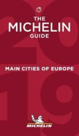 Michelin Hotels & Restaurants Main Cities Of Europe