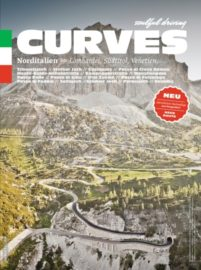 Curves: Northern Italy : Lombardy, South
