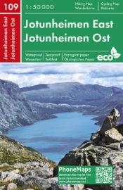 109 - Jotunheimen Øst (East)