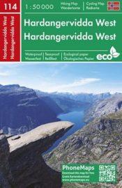 114 - Hardangervidda Vest (West)