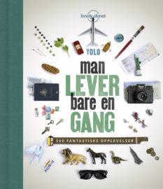 Lonely Planet Yolo Man Lever Bare En Gang
