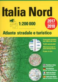 TouringClubItaliano Road Atlas - Italy North