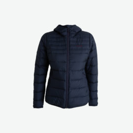 Tufte Womens Down Light Hooded Jacket