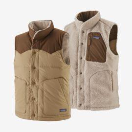 M´s Reversible Bivy Down Vest
