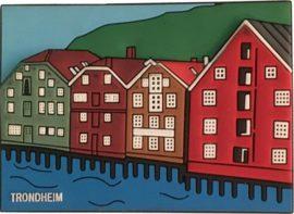 Magnet Bryggen I Trondheim!