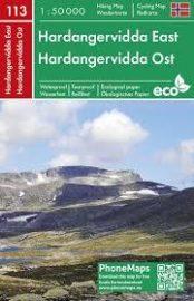 113 - Hardangervidda Øst (East)