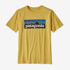 Patagonia  Kid´s P6 Logo Organic T-Shirt