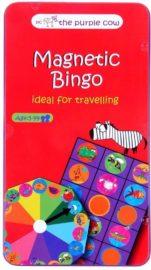 Magnetisk Animal Bingo