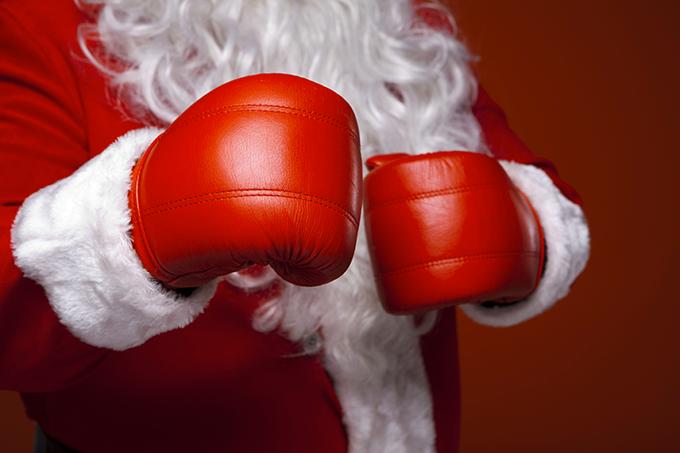 A Natale non ti azzardare! Contro il gioco d'azzardo patologico