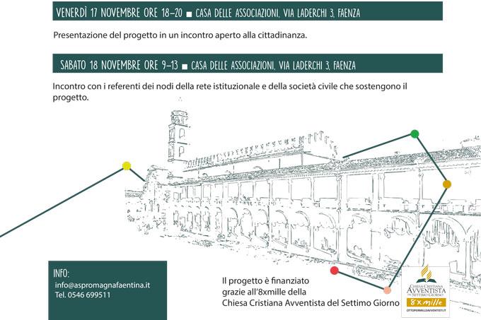 #Faenzacontrolusura: sintesi di esperienze di sussidiarietà attuate sul territorio