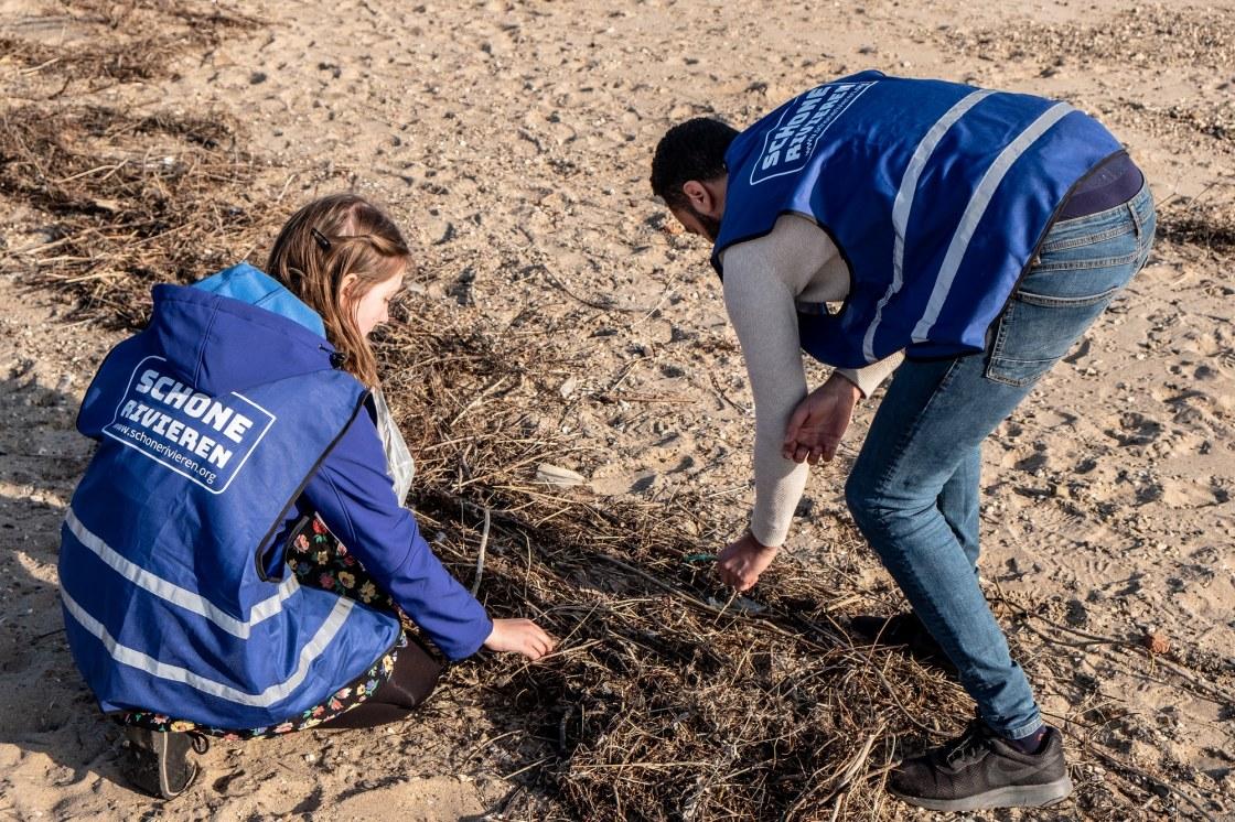 Onderzoekers voor Schone Rivieren